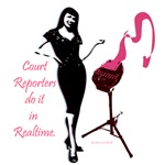 court repoters do it in realtime