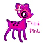breast cancer - think pink