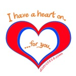 I HAVE A HEART ON FOR YOU