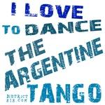 LOVE TO DANCE ARGENTINE TANGO