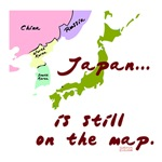 JAPAN IS STILL ON THE MAP