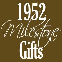 1952 Gifts