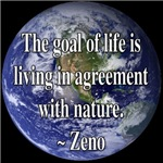 Living With Nature Quote