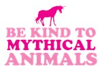 Be kind to mythical animals