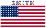 Smith USA United States American Flag