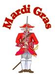 Mardi Gras Soldier