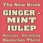 Old Mint Julep Sign