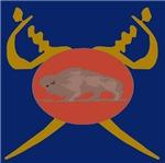 Buffalo Soldier Badge