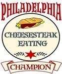 Philadelphia Cheesteak Eating Champ