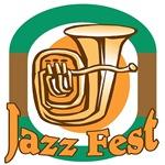 Jazz Fest Drum