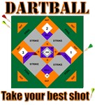 Dartball Board