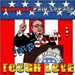 Governor Paul LePage impeach Tough Love