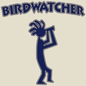 Kokopelli Birdwatcher