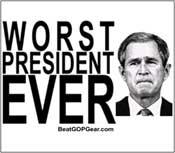 """Worst President Ever"""