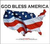 """""""God Bless America"""""""