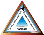 Namaste' Triangle