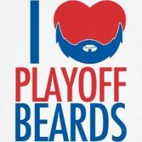Rangers Playoff Beards