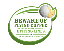 Beware of Flying Coffee