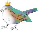 Baby Bird Party Animal