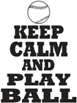 Keep Calm Play Ball