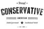 Proud Conservative American
