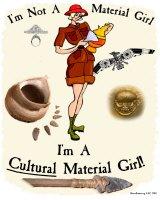 Cultural Material Girl