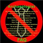 Archaeologist FAQ - No tie needed