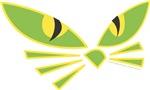 Halloween Cat Eyes