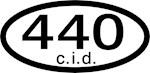 Mopar 440 c.i.d.