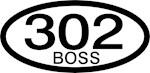 Boss 302 c.i.d.