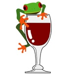 Frog and Wine