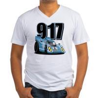 Porsche 917K Blue