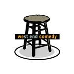 West End Comedy logo w/o website