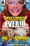 Emilie's Favorite All Audiences Show Ever - April