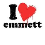 I heart emmett