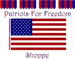 Patriots For Freedom Shoppe