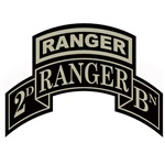 2nd Ranger Battalion ACU