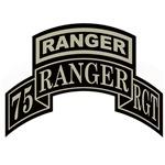 75th Ranger Regiment ACU