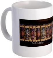 Tiki Images Series - Hawaiian Inspirational Mugs
