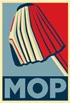Grab a mop