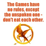 Don't eat each other in the Games
