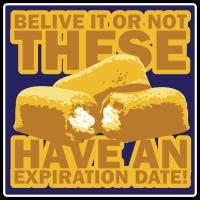 Life's Little Twinkie Meter Will Be At Zero!