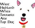 Westie Top Dog
