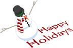 Snowman Christmas/Holidays