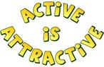 Active Is Attractive