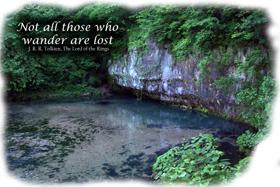 All Who Wander Not Lost