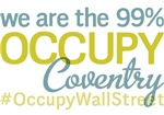 Occupy Coventry T-Shirts