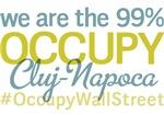 Occupy Cluj-Napoca T-Shirts