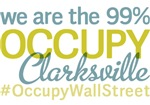 Occupy Clarksville T-Shirts