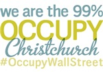 Occupy Christchurch T-Shirts